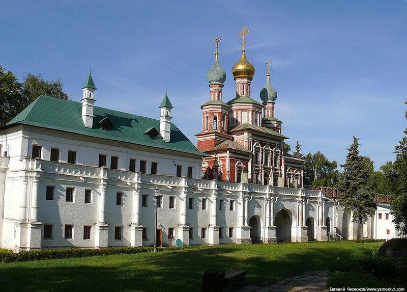 50. Новодевичий монастырь. 12.08.09.1.jpg