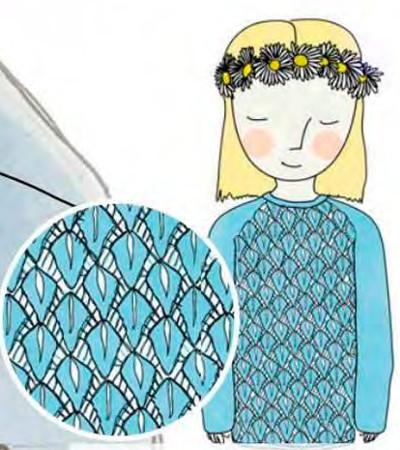 эстонские ажуры в вязании спицами