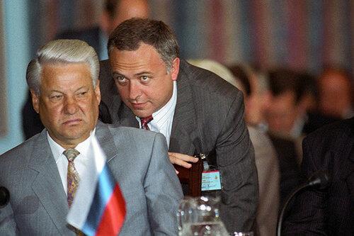Визит Ельцина Б.Н. в Турцию, 1992 год