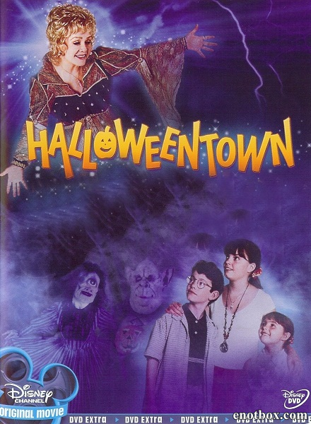 Хэллоуинтаун (Квадрология) / Halloweentown (Quadrilogy) / 1998-2006 / ДБ, ПМ / DVDRip, SATRip