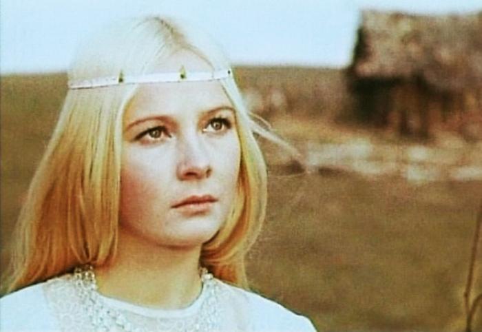 Наталья Богунова в фильме Весенняя сказка, 1971.jpg