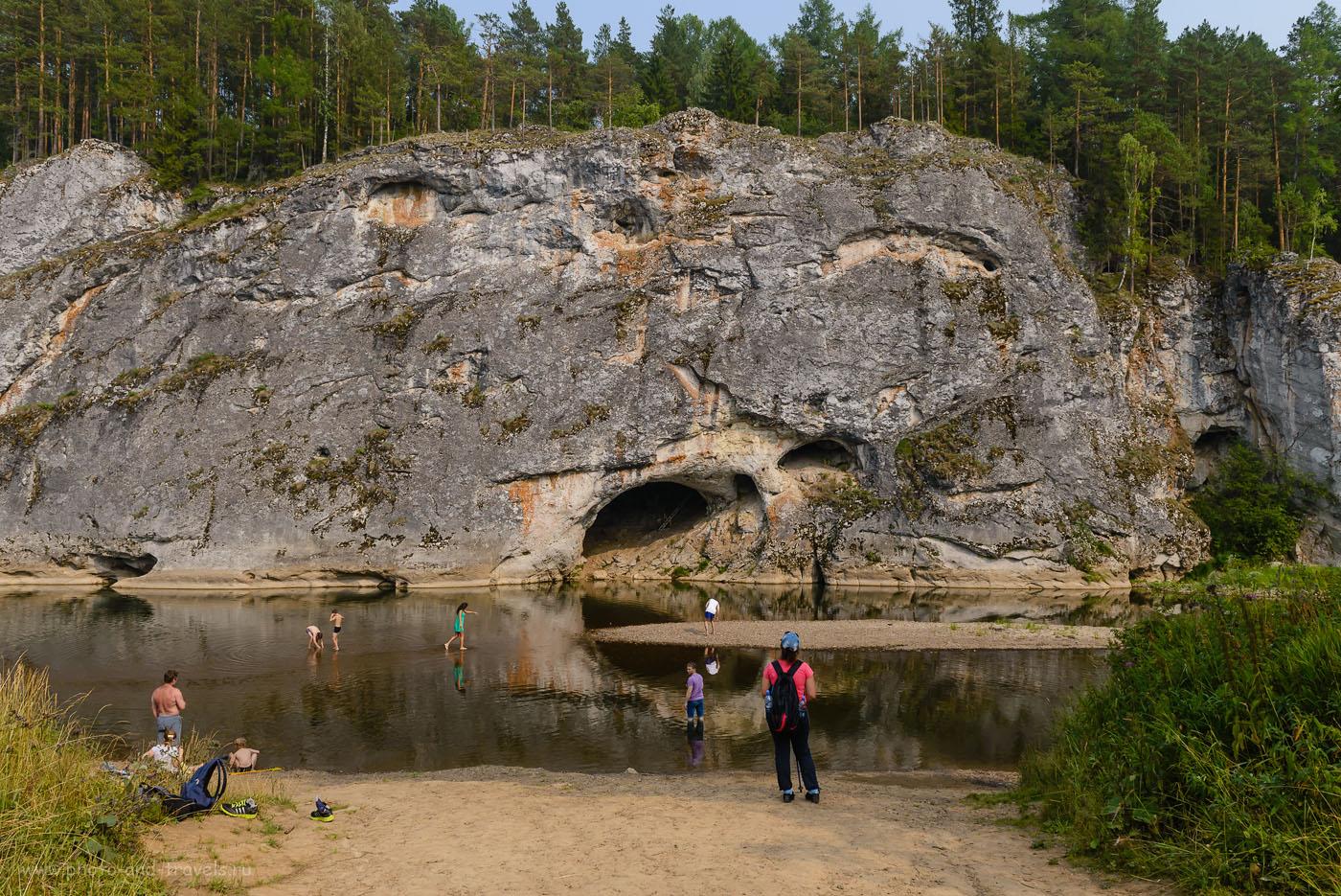 """Карстовый мост в природном парке """"Оленьи ручьи"""". Читайте отзыв о самостоятельной экскурсии в отдельном фотоотчете."""