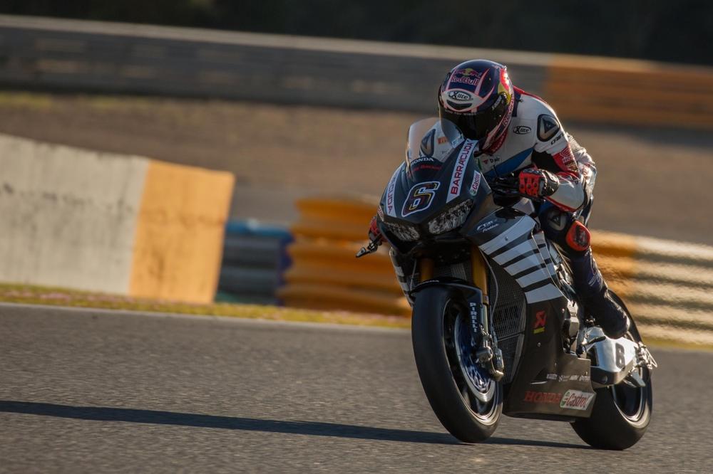 Ники Хейден поделился впечатлениями о Honda CBR1000RR SP2 2017