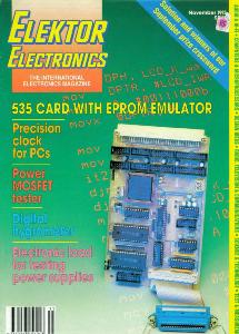 Magazine: Elektor Electronics - Страница 2 0_13a3f7_504e7700_orig