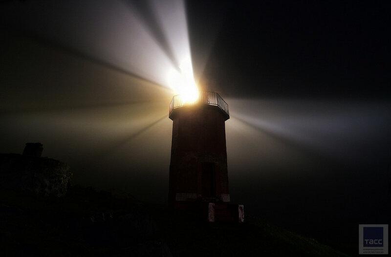 История света: маяк Сысоева