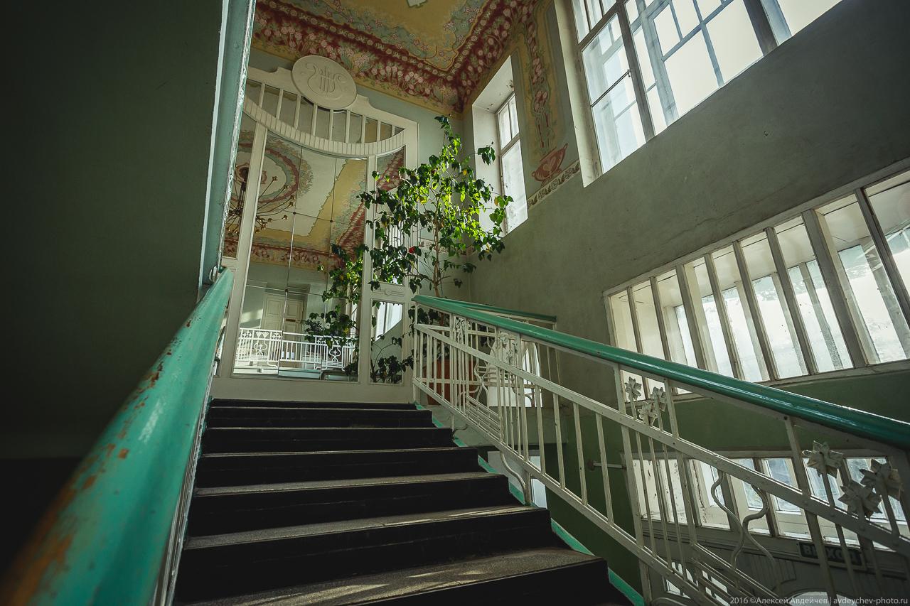 Бузулук, дом купца Киселёва