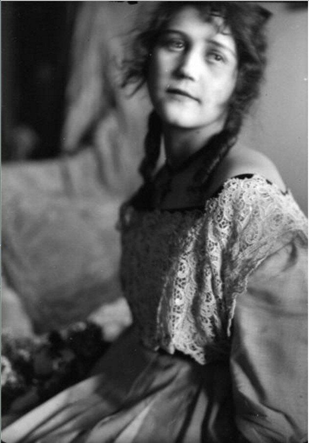1920-е. Женский портрет