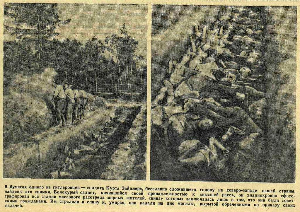 «Известия», 21 марта 1942 года, идеология фашизма, что творили гитлеровцы с русскими прежде чем расстрелять, что творили гитлеровцы с русскими женщинами, зверства фашистов над женщинами, зверства фашистов над детьми, издевательства фашистов над мирным населением