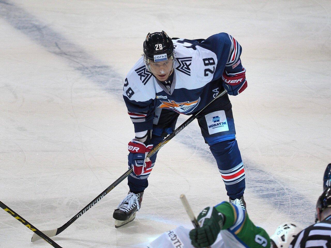 90Плей-офф 2016 Восток Финал Металлург - Салават Юлаев 23.03.2016