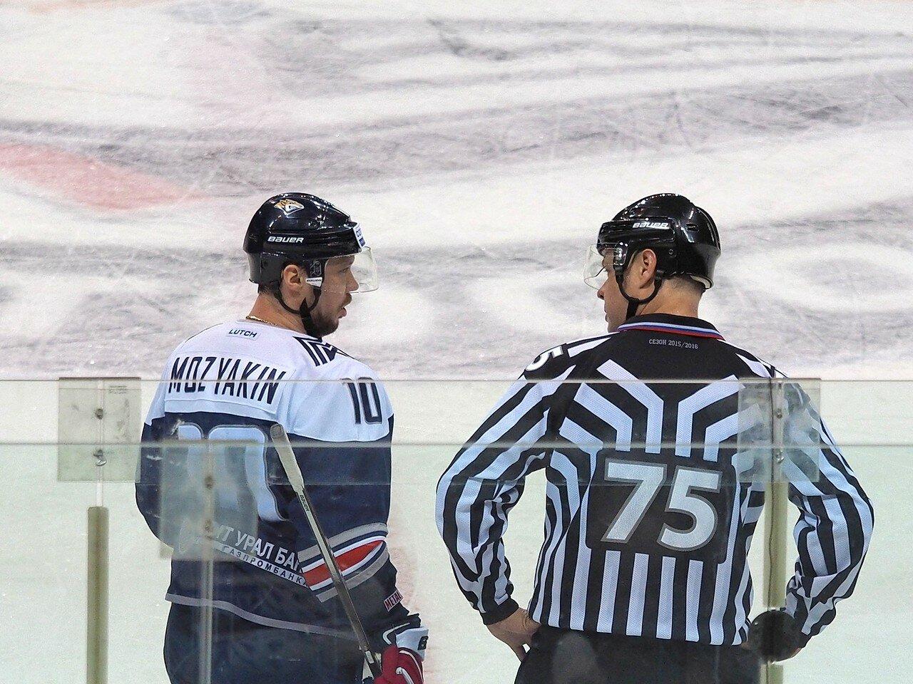 129Плей-офф 2016 Восток Финал Металлург - Салават Юлаев 23.03.2016