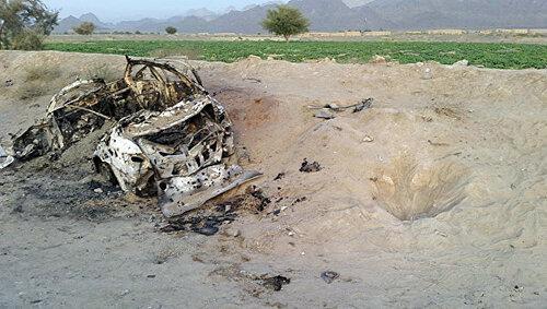"""Гибель лидера """"Талибана"""" мулы Мансура подтверждена"""