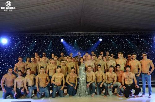 Выбран главный красавец Молдовы для конкурса «Мистер Мира»