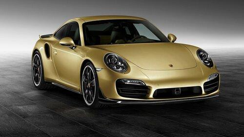 Porsche 911 Turbo в этом году станет еще быстрее