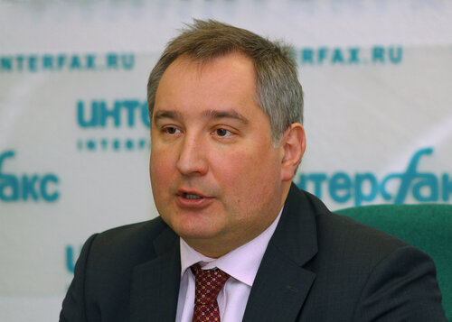 Дмитрий Рогозин посетит Молдову перед выборами Президента