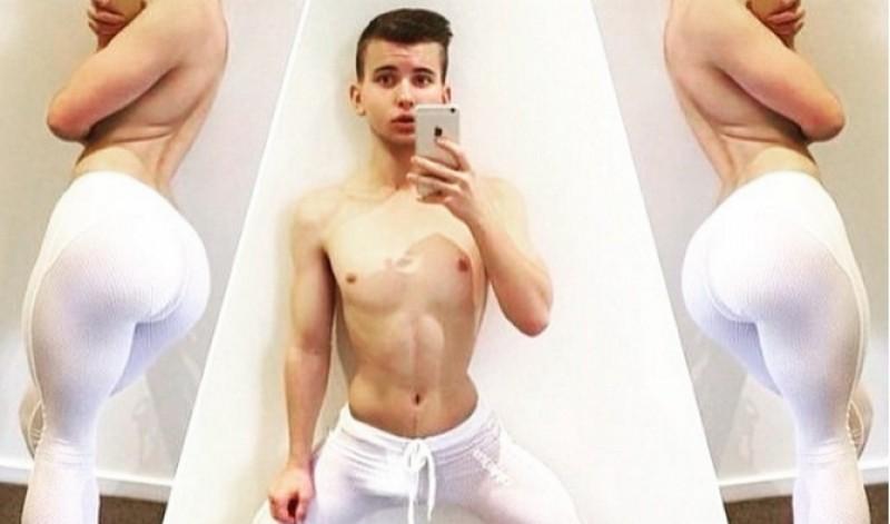 Самая известная мужская задница в интернете