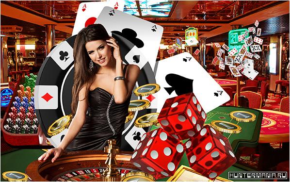 Во что и как играют в казино?