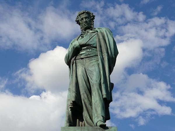Памятник Александру Пушкину Москв