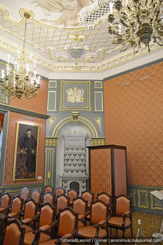 Несвижский замок. Минская область