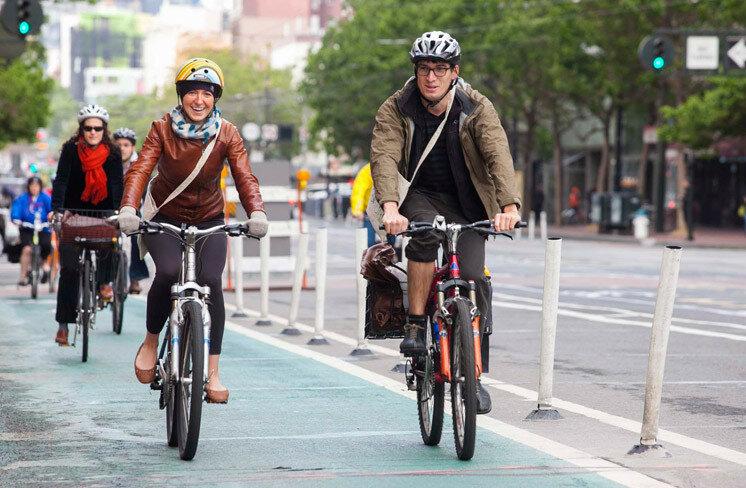 Совместные катания на велосипедах (сайт ridebook.ru): особенности правил движения