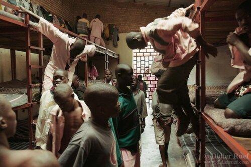 Rwanda. Jail