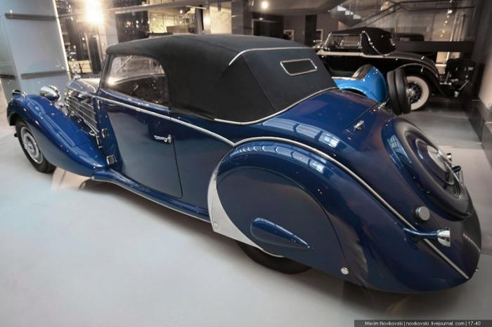 В начале прошлого века автомобили Бугатти серии Т 57 были крайне популярны. Но история компании боль