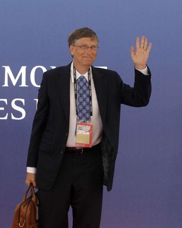 15. Билл Гейтс.