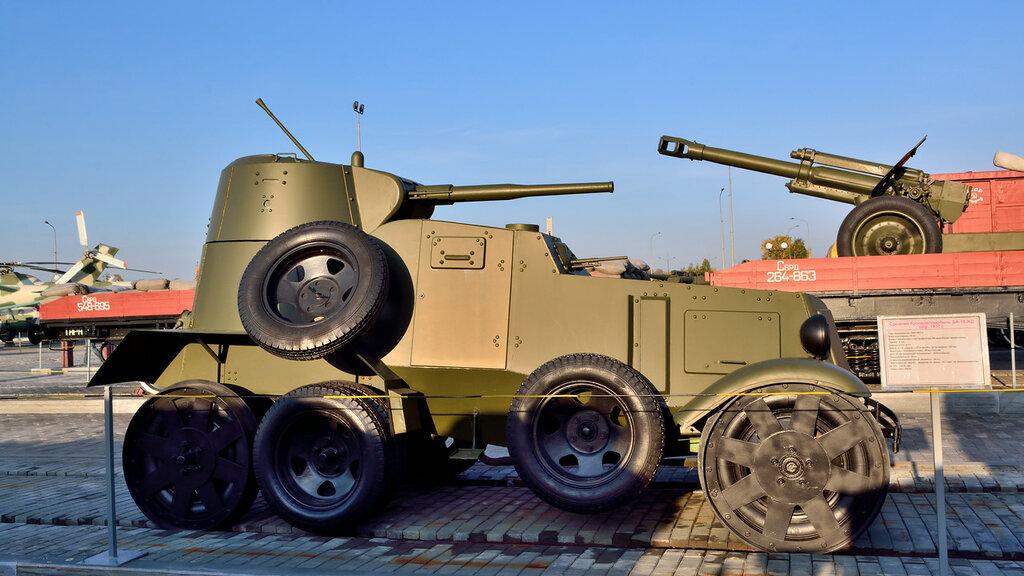 БА-10 ЖД