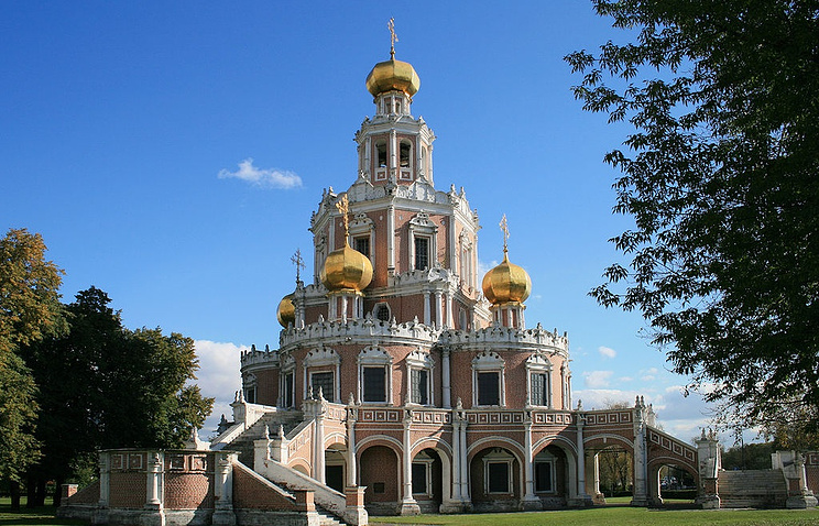 Музей Андрея Рублева передаст Церкви храм Покрова XVII века вФилях
