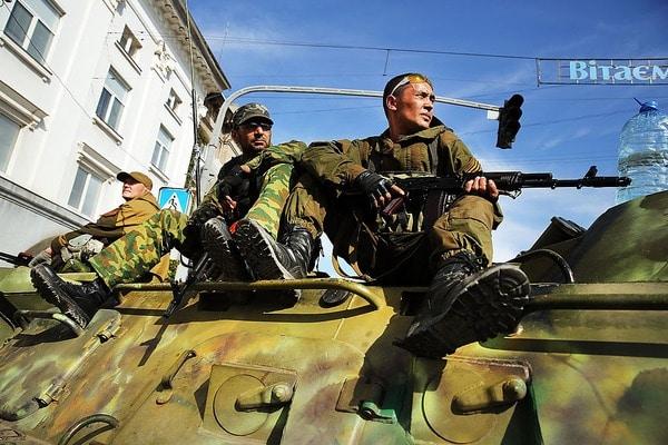 В «ДНР» приняли решение, что разведку ВСУ можно обмануть макетами танков,— ИС