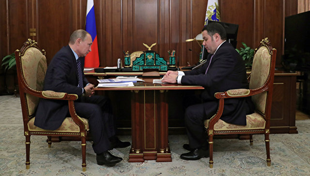 Путин призвал глав регионов работать над уменьшением смертности