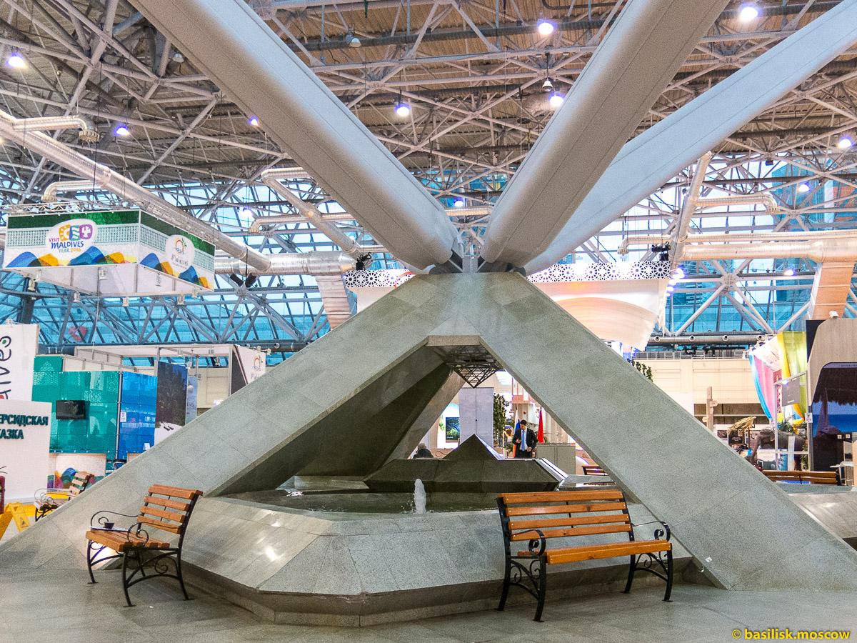 MITT-2016. Московская международная туристическая выставка. 25 марта 2016