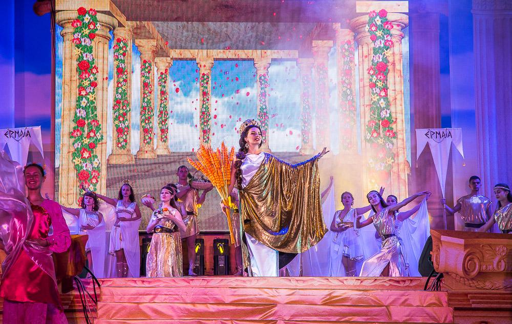 Анапа Гермеи фестиваль фото