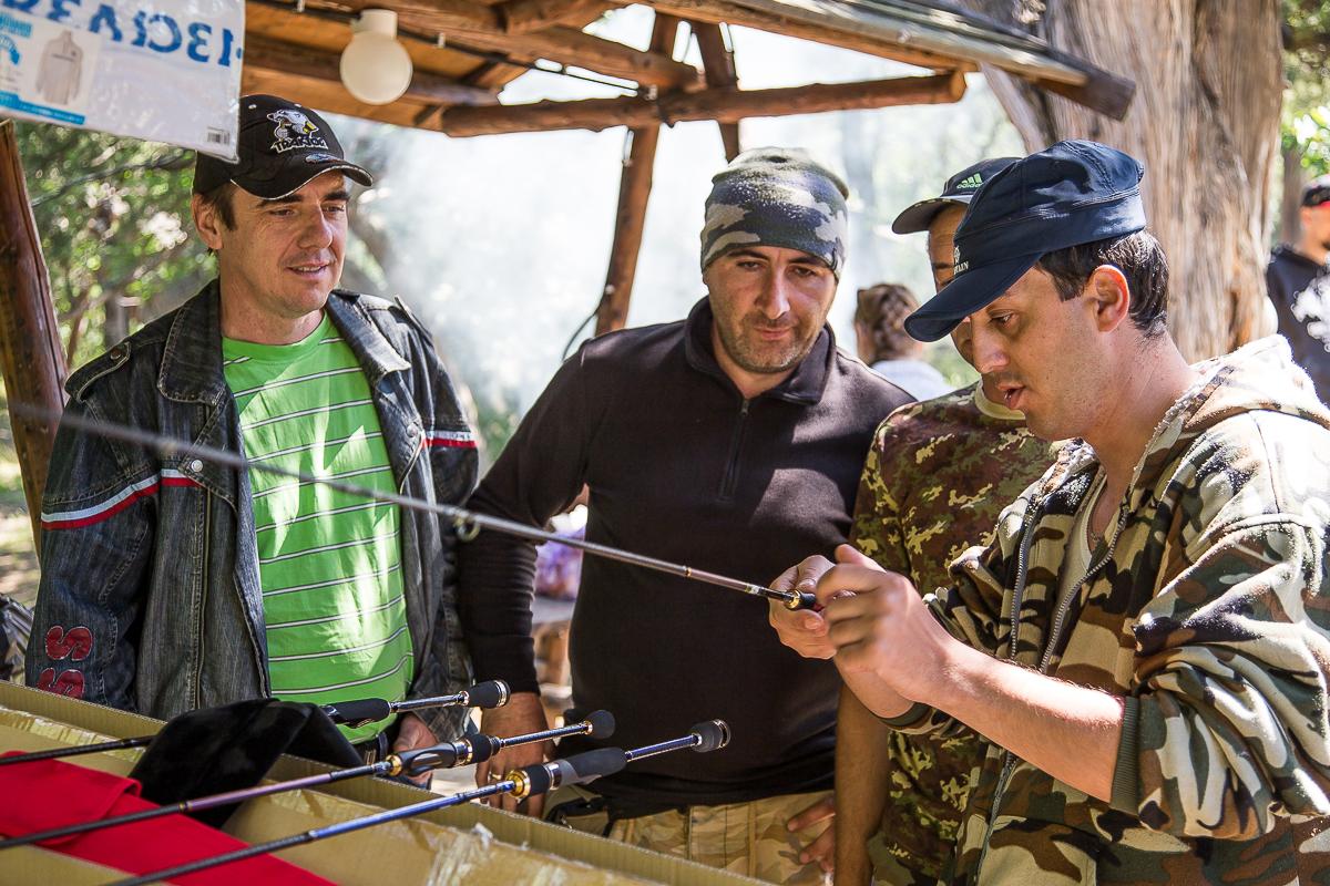 Андрей Старков рыбалка в Анапе