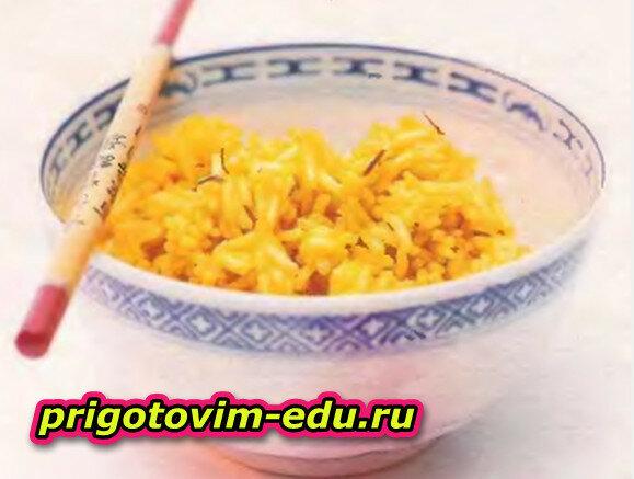 Рецепт риса из «1001 ночи»