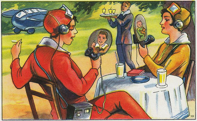 Vision of the Future 1930 (Видение будущего  1930)