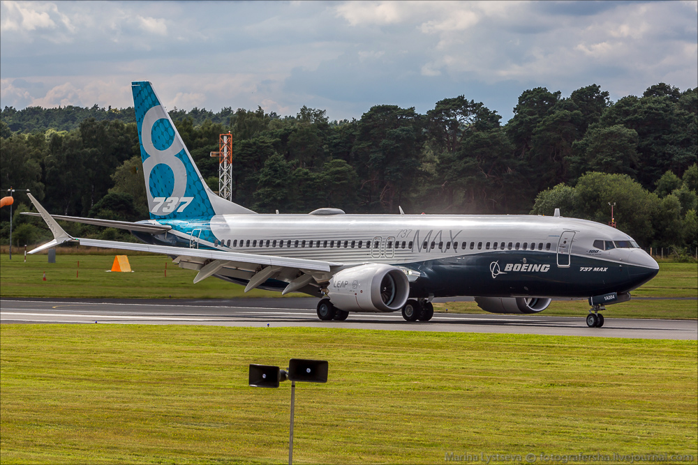 farnborough-2016 flights