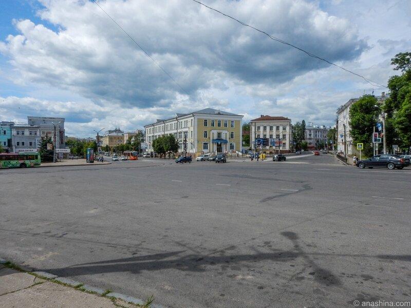 Площадь Победы, Смоленск