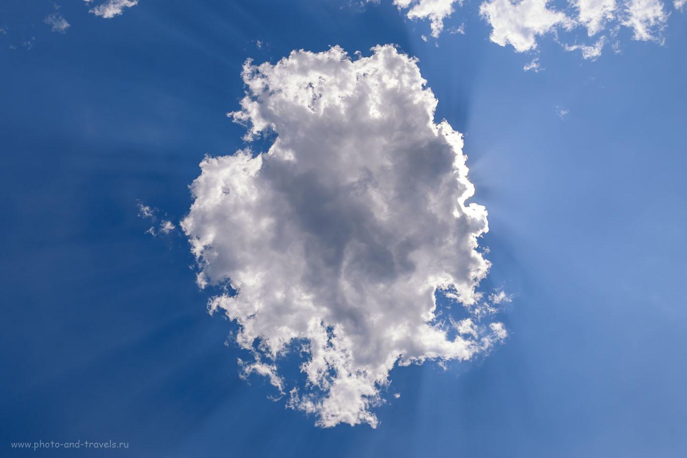 Фото 6. Когда фотографу надоедает отдыхать на пляже в Анталии, он начинает снимать облака. Отчеты туристов о поездке в Турцию в отпуск. 1/800, +0.33, 8.0, 200, 26.