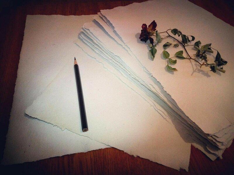 Самодельная бумага