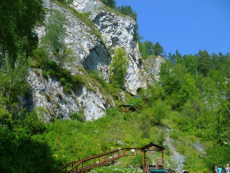 Алтай, возле Тавдинской пещеры (Altai, near the cave Tavdinsky)