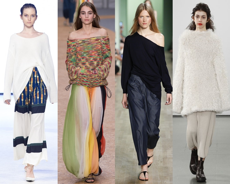 Women's Knitwear Spring/Summer 2016 Fashion Trends picture 12
