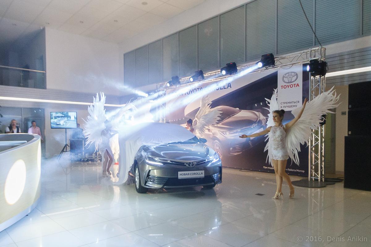 Презентация Toyota Corolla 8