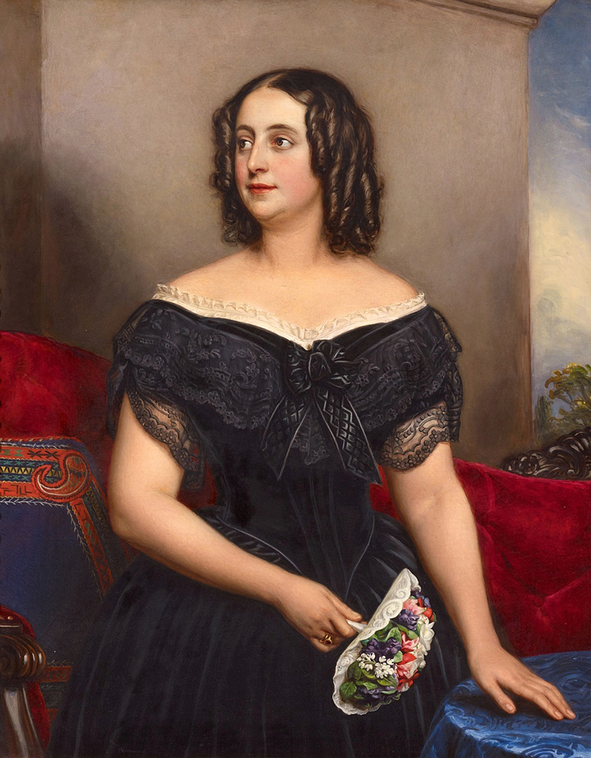 PORTRAIT OF BARONESS GÜLDENSTRÖM