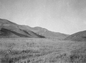 Киргизская деревня
