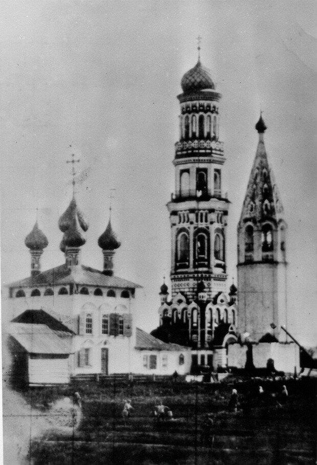 Церковь во имя Покрова Пресвятой Богородицы (Покровская)