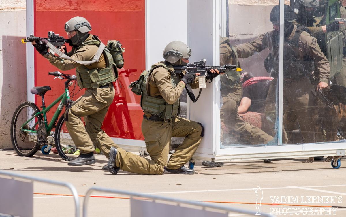 Полицейская Академия Израиля: День открытых дверей