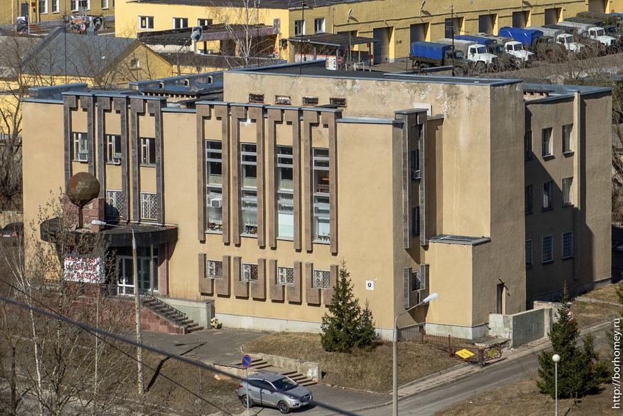аренда здания на советской