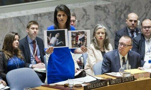США заявили, что Россия никогда им не будет другом