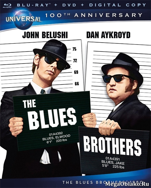 Братья Блюз / The Blues Brothers [Extended Cut] (1980/BDRip/HDRip)