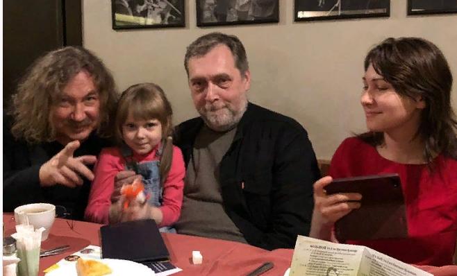 Внучка Владимира Высоцкого